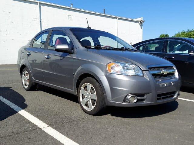 2009 Chevrolet Aveo 2LT Sedan FWD