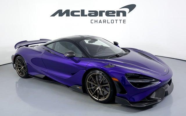 2021 McLaren 765LT RWD