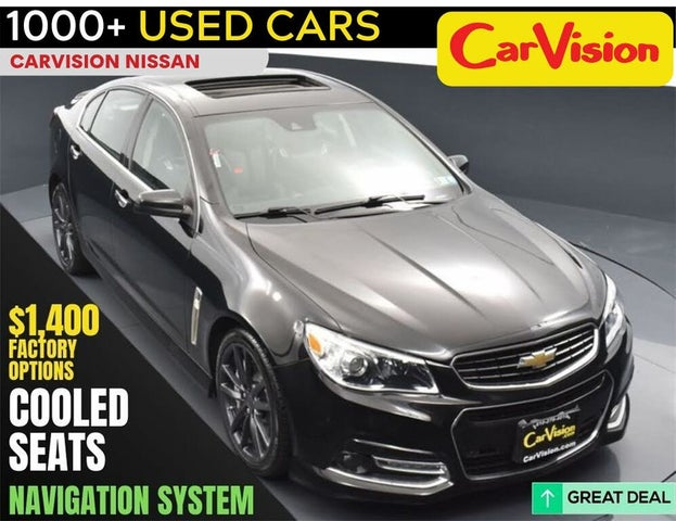 2015 Chevrolet SS RWD