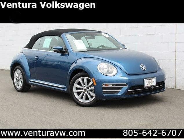2017 Volkswagen Beetle Classic Convertible