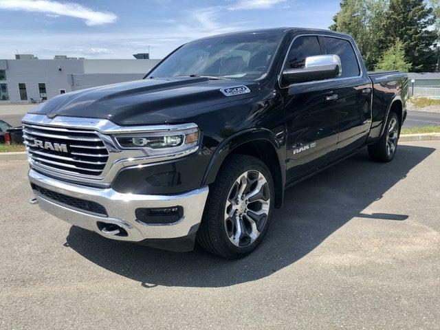 2019 RAM 1500 Laramie Longhorn Crew Cab LB 4WD