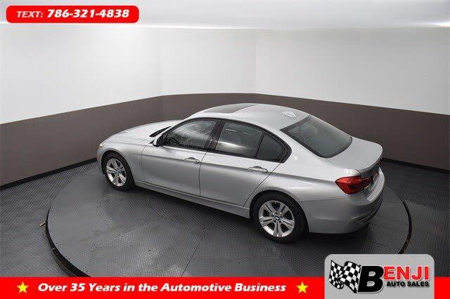 2016 BMW 3 Series 328i Sedan RWD
