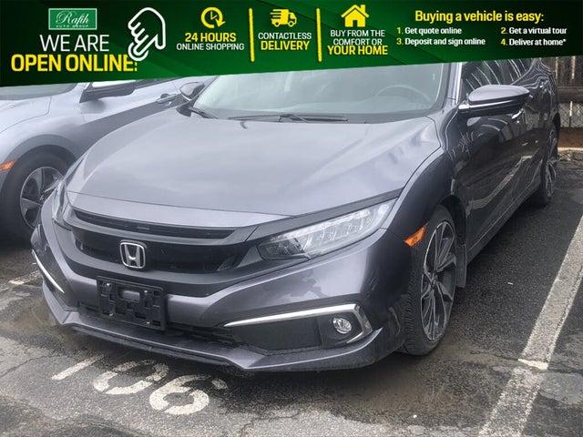 2019 Honda Civic Touring FWD