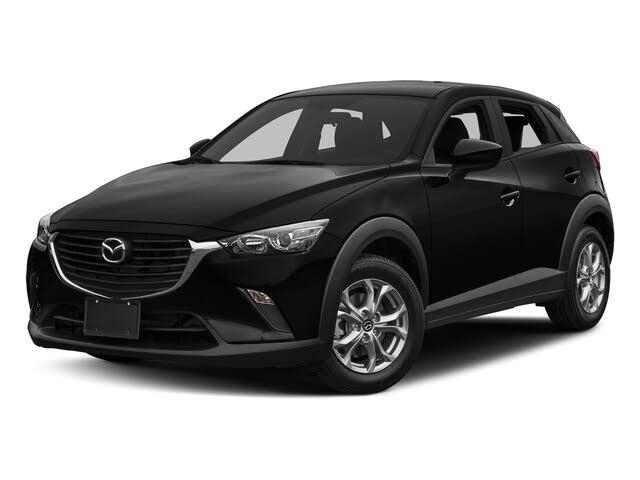 2018 Mazda CX-3 Sport AWD