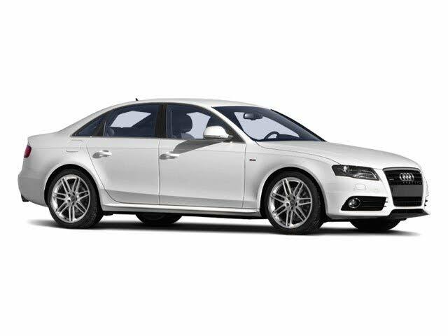 2009 Audi A4 3.2 quattro Premium Plus Sedan AWD