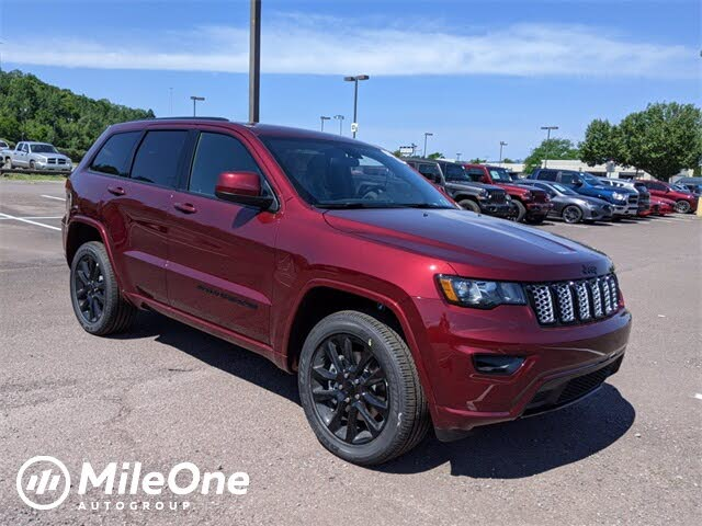 2021 Jeep Grand Cherokee Laredo X 4WD