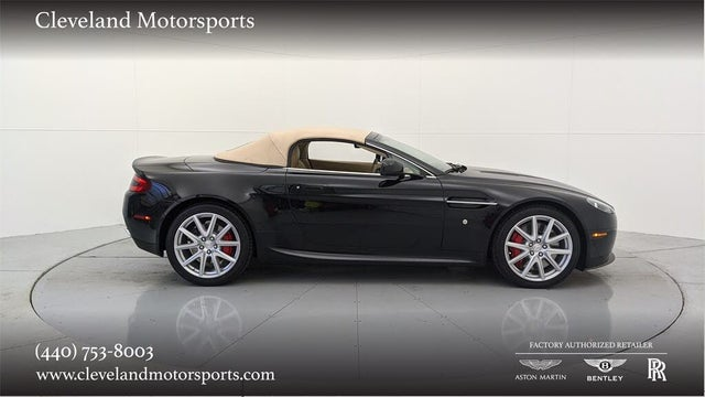 2014 Aston Martin V8 Vantage Roadster RWD