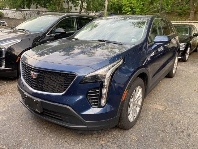2019 Cadillac XT4 Luxury AWD