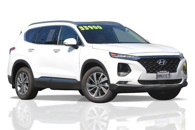 2020 Hyundai Santa Fe 2.4L Limited FWD with SULEV