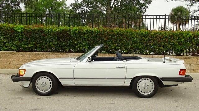 1984 Mercedes-Benz 500-Class