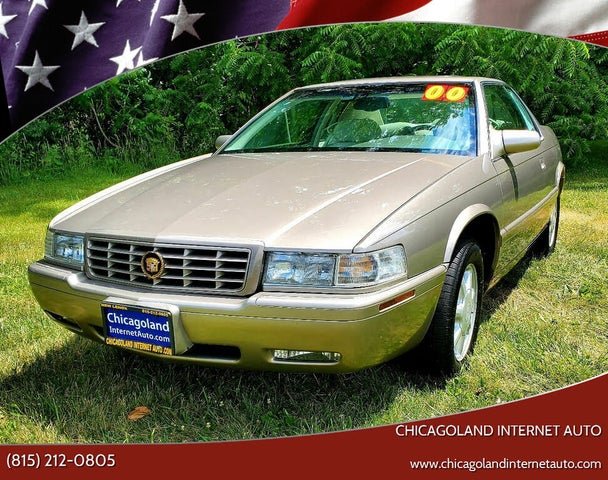 2000 Cadillac Eldorado ETC Coupe FWD