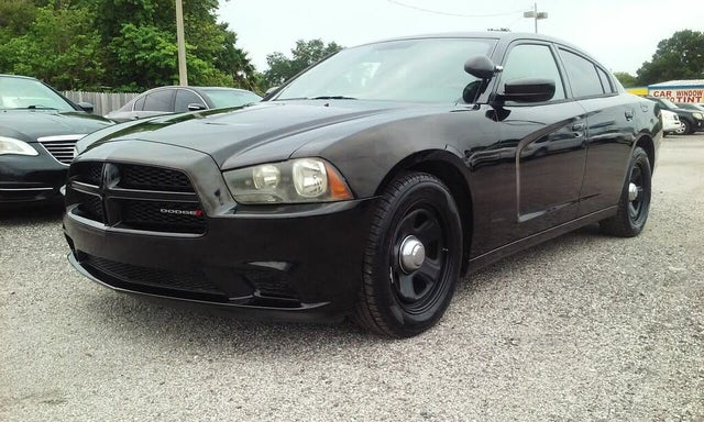2012 Dodge Charger Police RWD