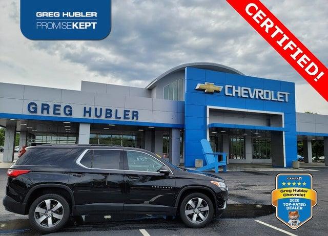 2020 Chevrolet Traverse LT Leather AWD