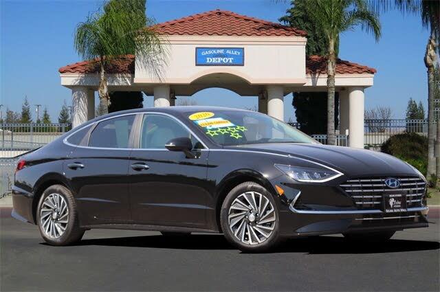 2020 Hyundai Sonata Hybrid SEL FWD