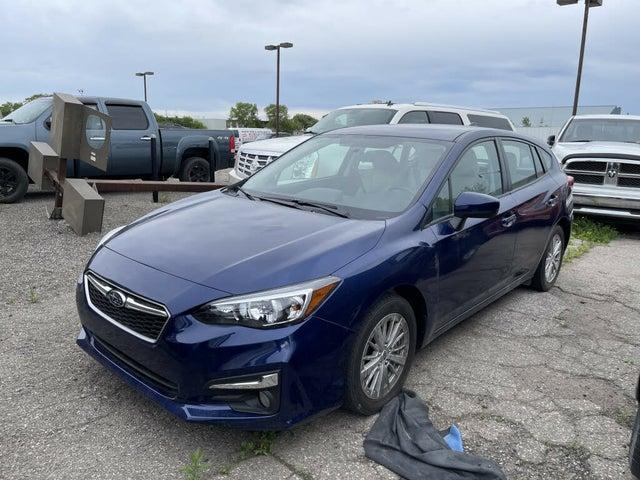 2017 Subaru Impreza 2.0i Touring Wagon AWD