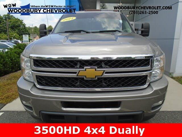 2014 Chevrolet Silverado 3500HD Work Truck LB DRW 4WD