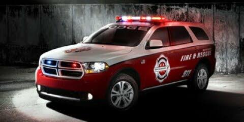 2013 Dodge Durango Special Service AWD
