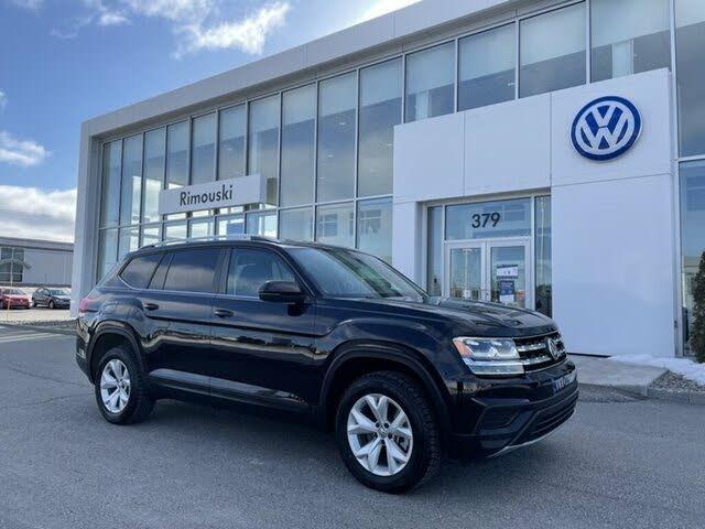 2019 Volkswagen Atlas 3.6L Trendline 4Motion AWD