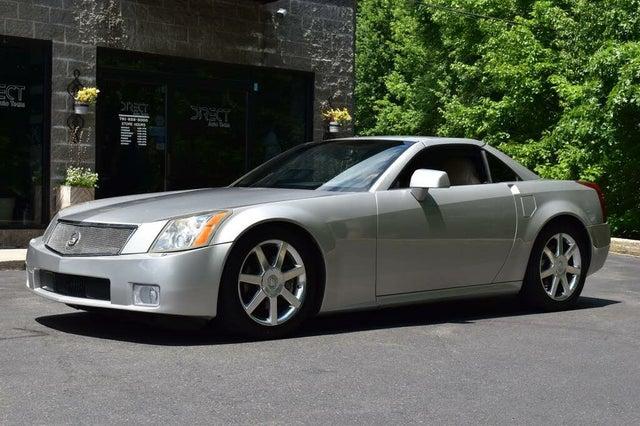 2007 Cadillac XLR RWD