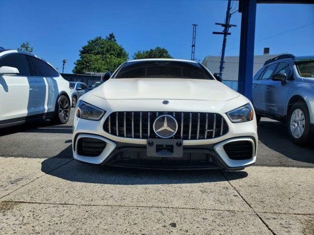 2020 Mercedes-Benz AMG GT 63 4MATIC AWD