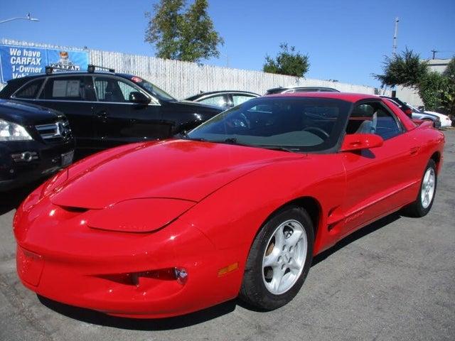 1998 Pontiac Firebird Base