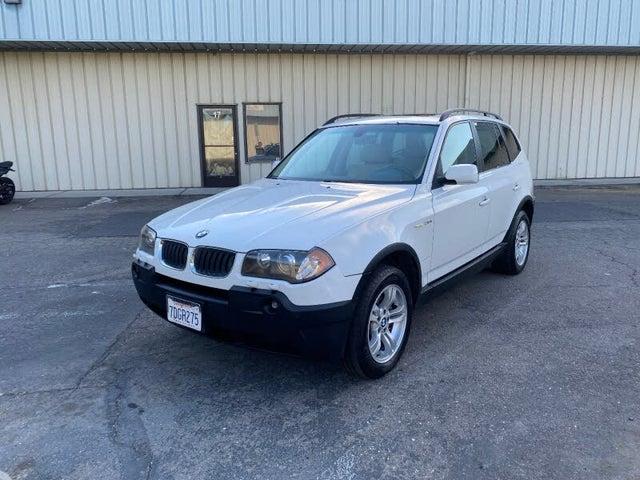 2004 BMW X3 3.0i AWD