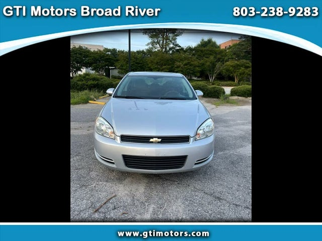 2010 Chevrolet Impala LS FWD