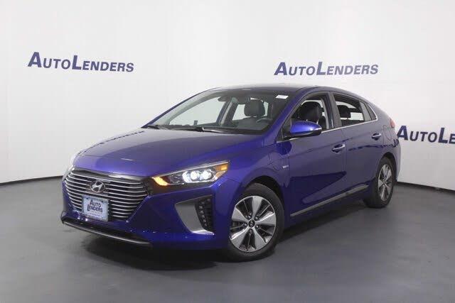 2019 Hyundai Ioniq Hybrid Plug-In  Limited FWD