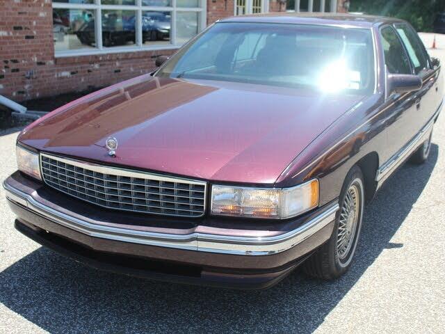 1994 Cadillac DeVille Sedan FWD