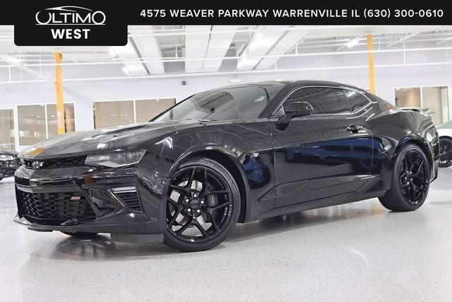 2018 Chevrolet Camaro 2SS Coupe RWD