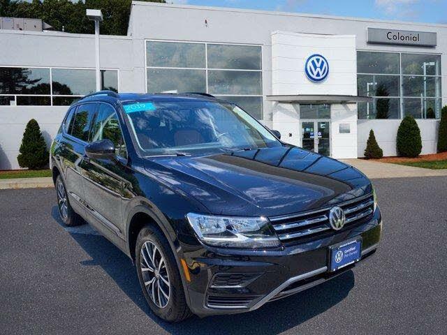 2019 Volkswagen Tiguan SEL R-Line 4Motion AWD