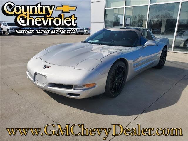 2004 Chevrolet Corvette Coupe RWD
