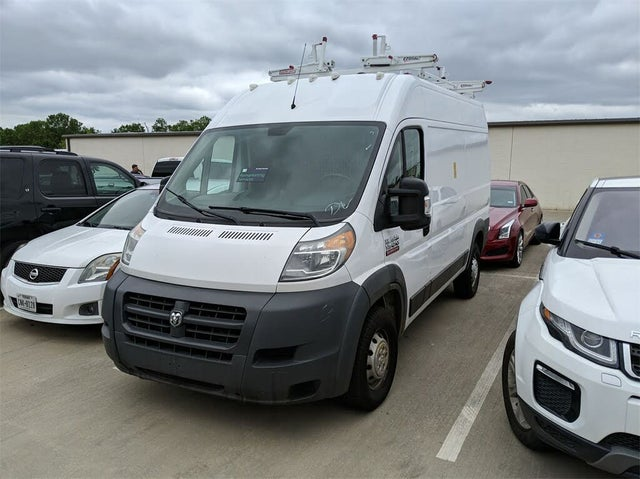 2017 RAM ProMaster 1500 136 High Roof Cargo Van