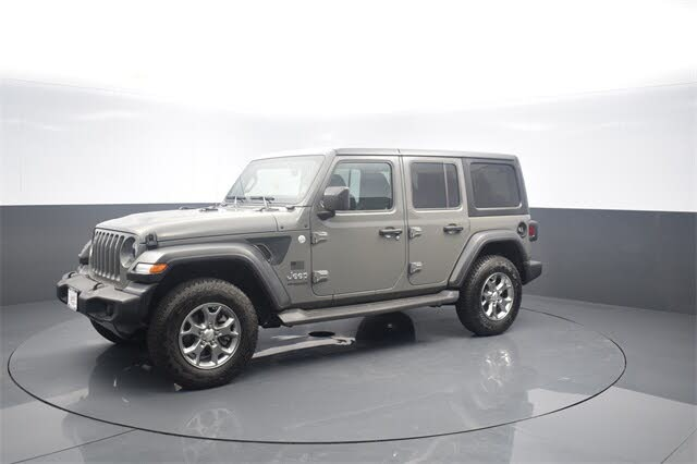 2020 Jeep Wrangler Unlimited Freedom 4WD