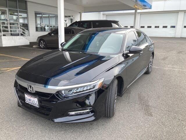 2019 Honda Accord Hybrid EX-L FWD