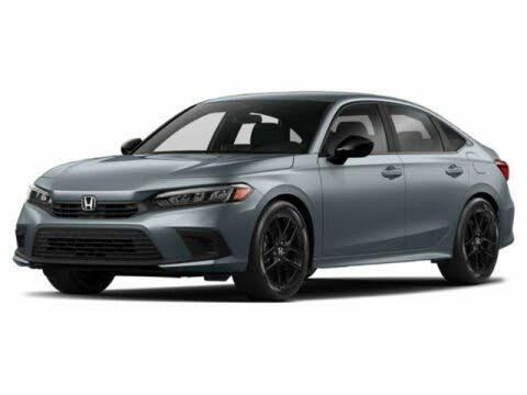 2022 Honda Civic Sport FWD
