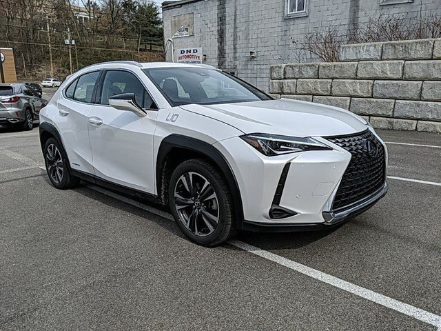 2020 Lexus UX Hybrid 250h AWD