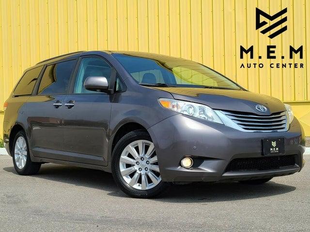2012 Toyota Sienna Limited 7-Passenger AWD