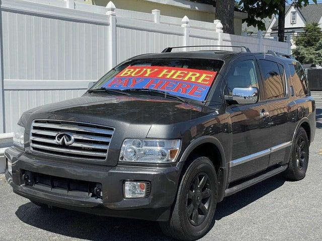 2006 INFINITI QX56 4WD