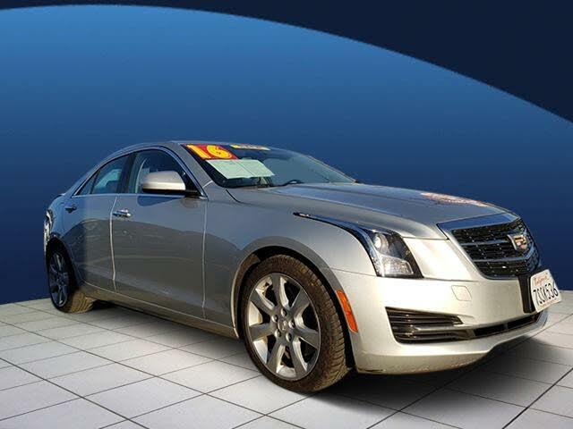 2016 Cadillac ATS 2.0T RWD