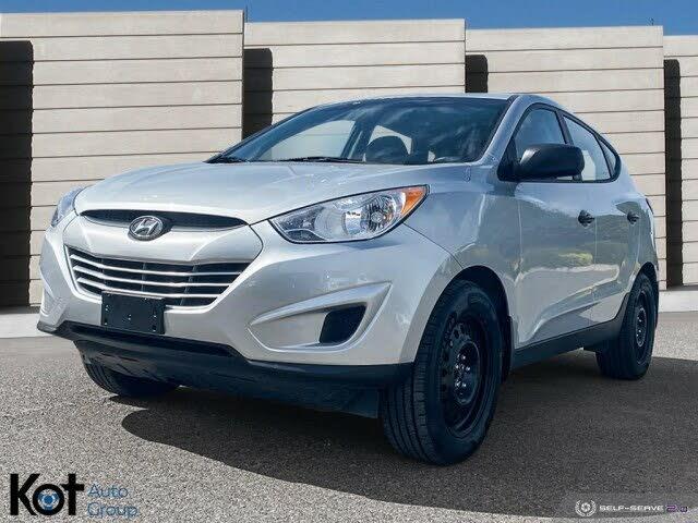 2012 Hyundai Tucson GL FWD
