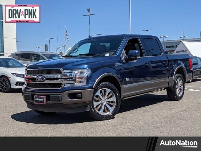 2020 Ford F-150 King Ranch SuperCrew RWD