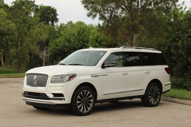 2020 Lincoln Navigator Reserve 4WD