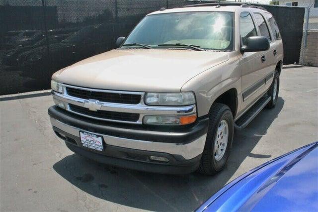 2005 Chevrolet Tahoe LS RWD
