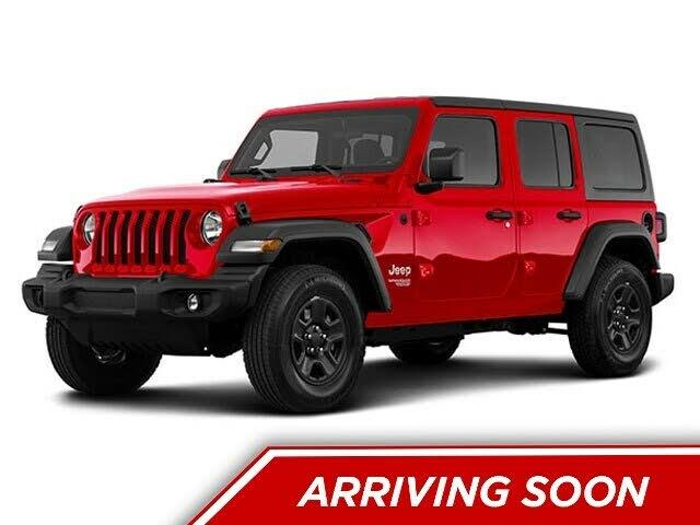2021 Jeep Wrangler Unlimited Islander 4WD
