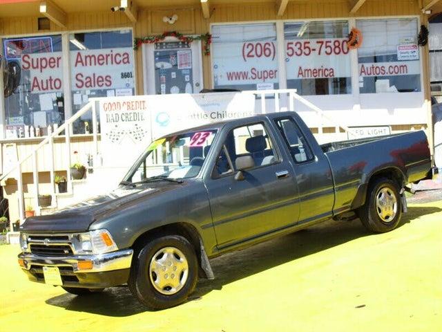 1993 Toyota Pickup 2 Dr Deluxe V6 Extended Cab SB