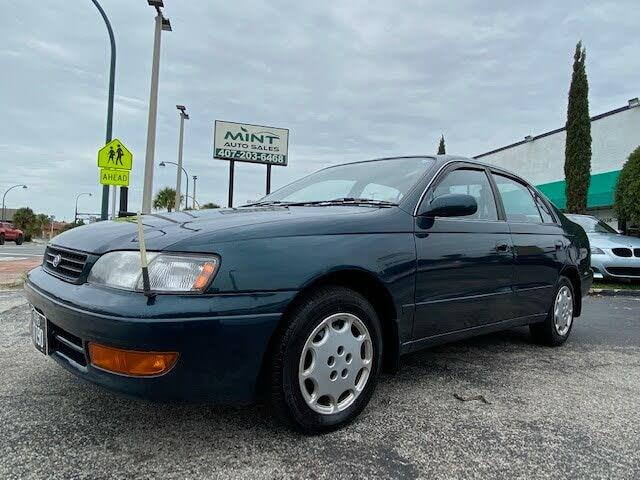 1995 Toyota Corona Sedan