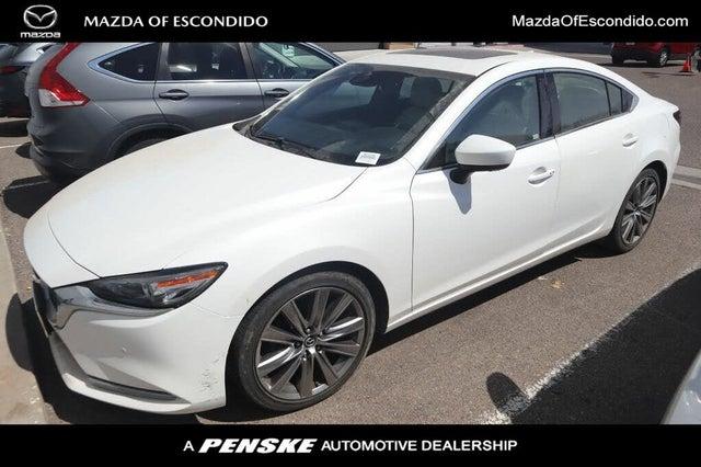 2018 Mazda MAZDA6 Signature Sedan FWD