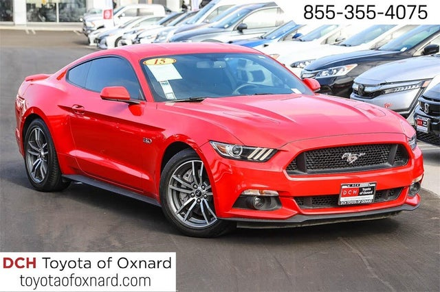 2015 Ford Mustang GT Coupe RWD