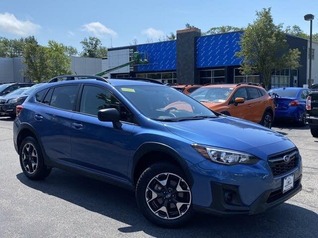 2019 Subaru Crosstrek 2.0i Base AWD